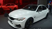2016 BMW M3 facelift front three quarter left at IAA 2015