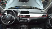 2016 BMW X1 dashboard at the IAA 2015
