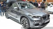 2016 BMW X1 front three quarter at the IAA 2015
