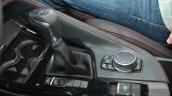2016 BMW X1 iDrive rotary knob at the IAA 2015
