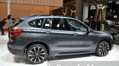 2016 BMW X1 side at the IAA 2015
