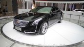 2016 Cadillac CT6 front quarter at the 2015 Chengdu Motor Show