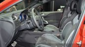 2016 DS 4 Crossback front seats at the 2015 IAA