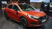 2016 DS 4 Crossback front three quarters at the 2015 IAA