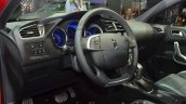 2016 DS 4 Crossback interior at the 2015 IAA