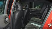 2016 DS 4 Crossback rear seat at the 2015 IAA
