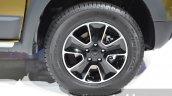 2016 Dacia Duster alloy wheels at IAA 2015