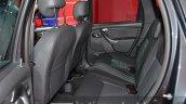 2016 Dacia Duster rear seats legroom at IAA 2015