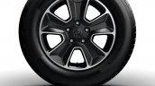 2016 Dacia Duster wheels press shots