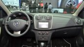 2016 Dacia Sandero Stepway with Easy-R AMT dashboard at the IAA 2015