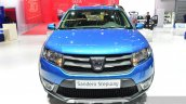 2016 Dacia Sandero Stepway with Easy-R AMT front at the IAA 2015