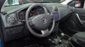 2016 Dacia Sandero Stepway with Easy-R AMT interior at the IAA 2015