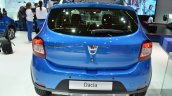 2016 Dacia Sandero Stepway with Easy-R AMT rear at the IAA 2015