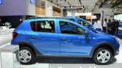 2016 Dacia Sandero Stepway with Easy-R AMT side at the IAA 2015