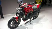 2016 Ducati Monster 1200R front three quarters at the VW Group Night
