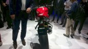 2016 Ducati Monster 1200R rear at the VW Group Night