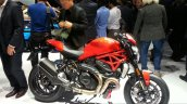 2016 Ducati Monster 1200R side at the VW Group Night