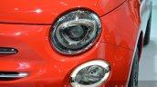 2016 Fiat 500 headlamp at IAA 2015