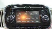 2016 Fiat 500 infotainment system at IAA 2015
