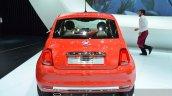 2016 Fiat 500 rear at IAA 2015
