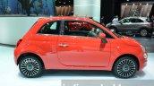2016 Fiat 500 side at IAA 2015