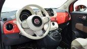 2016 Fiat 500 steering wheel at IAA 2015