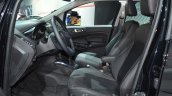 2016 Ford EcoSport S front seats at IAA 2015