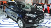 2016 Ford EcoSport S front three quarters left at IAA 2015