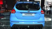2016 Ford Focus RS rear at IAA 2015