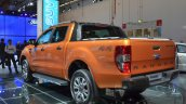 2016 Ford Ranger Wildtrak rear three quarter at IAA 2015