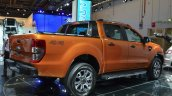 2016 Ford Ranger Wildtrak rear three quarters angle at IAA 2015