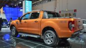 2016 Ford Ranger Wildtrak rear three quarters at IAA 2015