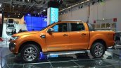 2016 Ford Ranger Wildtrak side view at IAA 2015