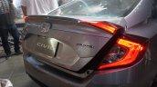 2016 Honda Civic boot live images