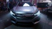 2016 Honda Civic front live images