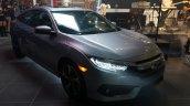 2016 Honda Civic front quarter live images