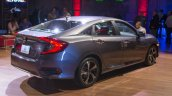 2016 Honda Civic rear quarter live images