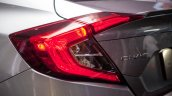 2016 Honda Civic taillight live images