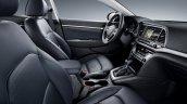 2016 Hyundai Elantra interior press shots
