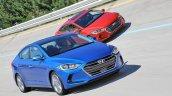 2016 Hyundai Elantra press shots