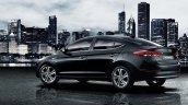 2016 Hyundai Elantra rear quarter press shots