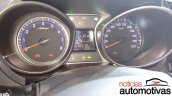 2016 Hyundai HB20 instrument cluster unveiled in Brazil
