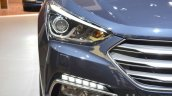 2016 Hyundai Santa Fe headlamp at the IAA 2015