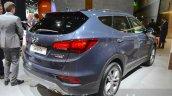 2016 Hyundai Santa Fe rear three quarter at the IAA 2015