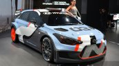 2016 Hyundai i20 WRC front three quarter right at IAA 2015