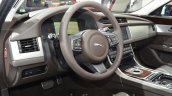 2016 Jaguar XF interior at the IAA 2015
