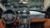 2016 Jaguar XJ dashboard interior at IAA 2015