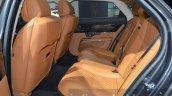 2016 Jaguar XJ rear seats legroom at IAA 2015