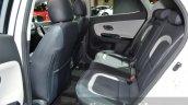 2016 Kia Ceed (facelift) rear seats legroom at IAA 2015