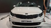2016 Kia Optima front at IAA 2015